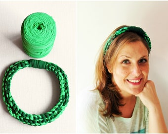 Elastic band for hair-necklace-band-neck band-headband-hair headband-strap-headband-elastic