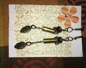 bullet jewelry earrings