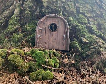 Fairy Door Fairy Garden fae lawn decor wood