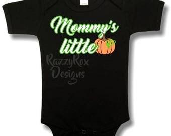 Baby Halloween Bodysuit