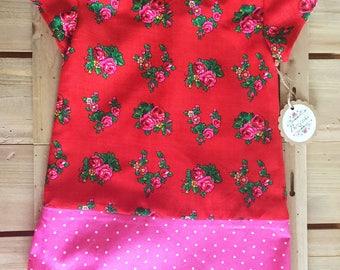 "Red Goralski ""Tybet"" Toddler Girl Cecilia Dress"