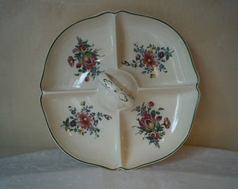 Villeroy and Boch, servant, serving dish, tableware, vintage 80's