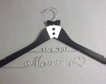 Mr. wedding hanger