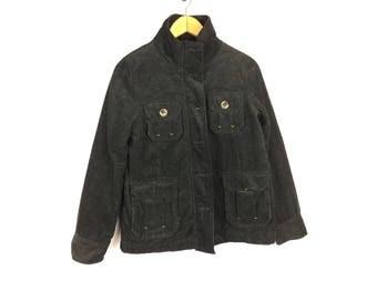 ARW STAR quadrant Jackets Medium Size fully zipper and button up
