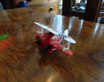 Vintage toy John American plane