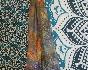 Blossomy Fabric Non-Stretch Sock Poi
