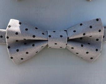 Pokie dot Bow Tie