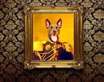 Custom pet portrait, custom dog painting, pet, dog painting, pet portrait, custom portrait, cat portrait, dog portrait, pet memorial