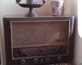 post radio vintage DUCRETET-THOMSON