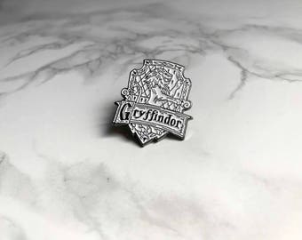 Harry Potter inspired Gryffindor pin