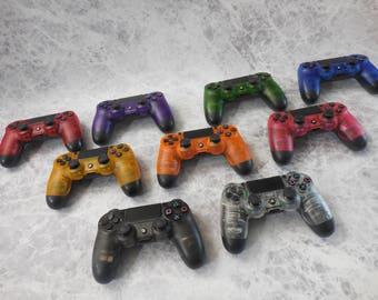 Translucent Dualshock 4 PS4 Controller - Customization Options
