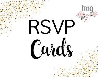 RSVP Card Add-On