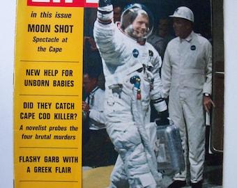 Life magazine, July 25, 1969 (#B 45)