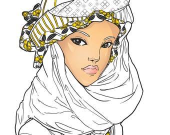 Ethnic Beauty: Middle East