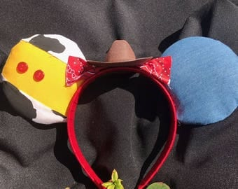 Toy Story Inspired Ears