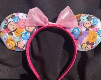 Disney Character Tsum Tsum Inspired Ears