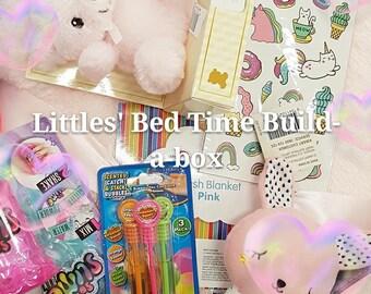 Littles' Sleep Time Build-a-Mystery Box