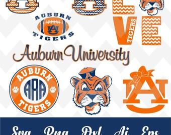 Auburn tigers svg,auburn university,team,logo,svg,PNG,eps,dxf,cricut,silhouette,collegiate,ncaa,jersey,proud,mom,love,shirt,tigers,longhorns