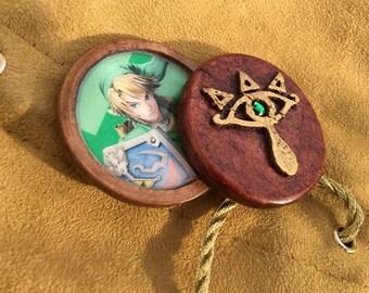 Legend of Zelda: 3D Printed Wooden Amiibo Tokens