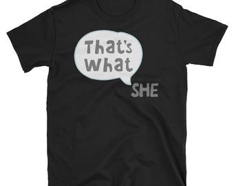 That's What She Said. Michael Scott The Office T-Shirt
