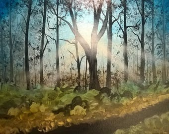 16x20 original landscape oil painting