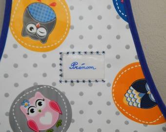 personalized child apron