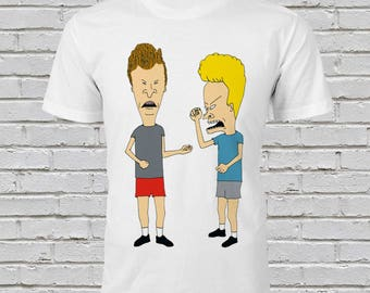 Beavis and Butthead MTV Tshirt for Men and Women T-shirt