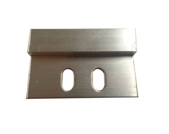 """2"""" Heavy Duty Cleat for Picture Frames, Canvas, Furniture and More! Pack of 10, includes screws & anchors!"""