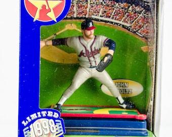 Starting Lineup 1998 Stadium Stars Atlanta Braves John Smoltz Action Figure