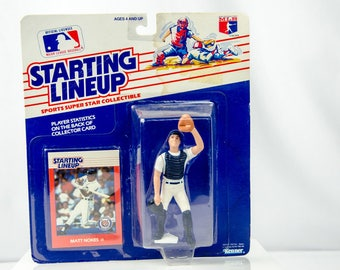 Starting Lineup 1988 Matt Nokes Action Figure Detroit Tigers