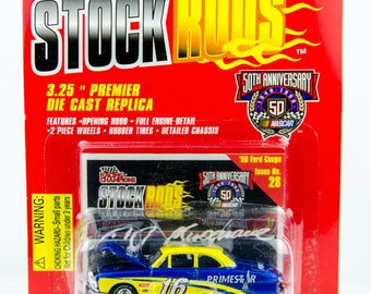 Racing Champions Stock Rods '50 Ford Coupe Ted Musgrave 1/64 Diecast # 2S