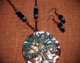 Tree of Life Diffuser Set