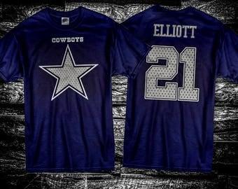 Ezekiel Elliott Dallas Cowboys T Shirt