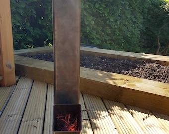 rocket stove / chiminea