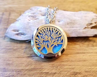 Oil Diffuser Aromatherapy Necklace