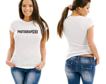 Photo Her Photographer Gift Photographer Shirt Camera T shirt Photography Shirt Photography Gift Oh Snap Gift for Snap Shirt uniform
