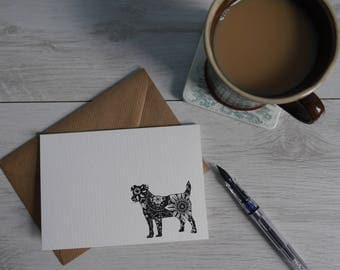 Card Pack/Dog Card/Animal Cards/Pack of Cards/Thank You Card/Greeting Card/Birthday Card/Cards/Dogs/Dog Art/Dog Drawings/Blank Card/Dogs