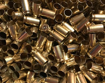 45 Auto Brass Casings Polished 500 Count