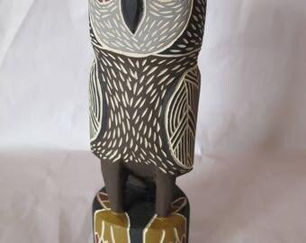 Owl (Worrwurr)
