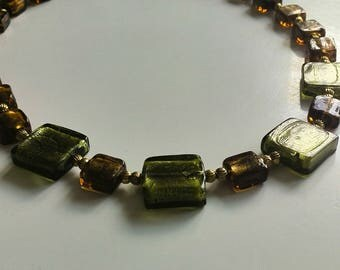 Venician Glass Necklace