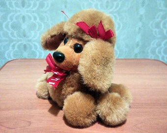 Soft toy Poodle