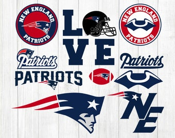 INSTANT DOWNLOAD - New England Patriots Svg, New England Patriots Svg File, New England Patriots Clipart, Patriots Svg, New England Patriots