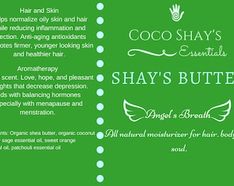 Shay's Butter- Angel's Breath