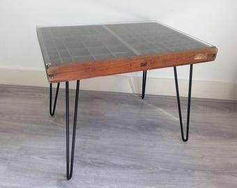 Typecase Table (Tiny)