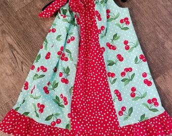 Girls summer dress. Size 4