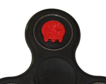 Red Skull Spinserts (Set of 3)