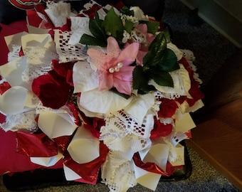 Handmade wreaths and centerpieces