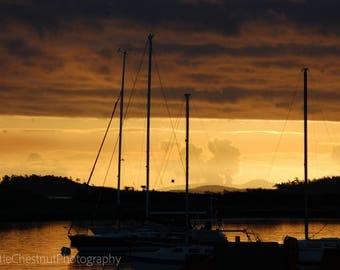 Sunrise, Victoria BC, Cattle Point