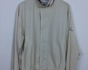 Vintage 90s Grandslam Munsingwear Zipper Jacket Size L