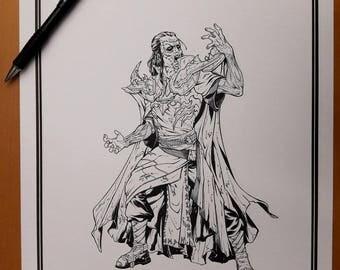 Legacy of Kain Original : Mortanius